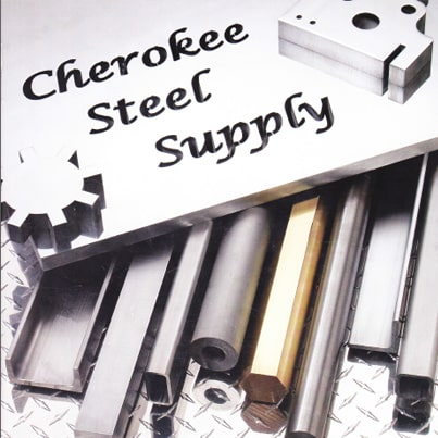 Cherokee Steel Supply Brochure
