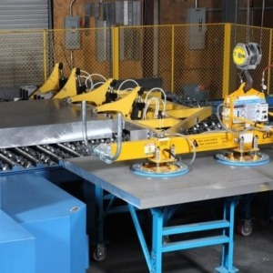 Precision Plate Sawing