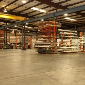 Warehouse Stocking Stainless Steel, Aluminum & Carbon Steel