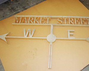 Street-Sign-Waterjet-Cut